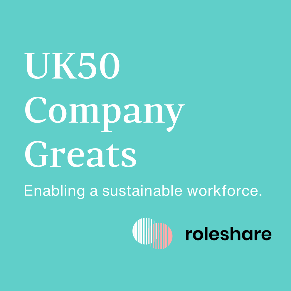 UK50 – Companies Offering Job Share Today