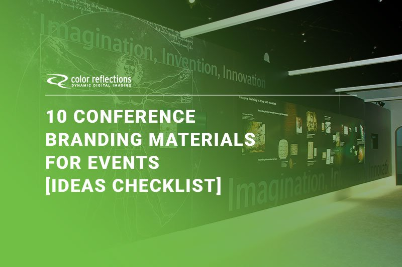 10 Conference Branding Materials for Events [Ideas Checklist]