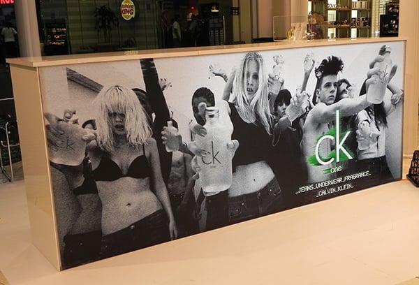The Client: Calvin Klein