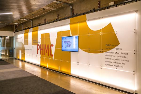 The Client: PHMC