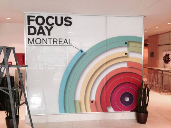 The Client: Focus Day Montreal