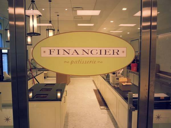 The Client: Financier Patisserie