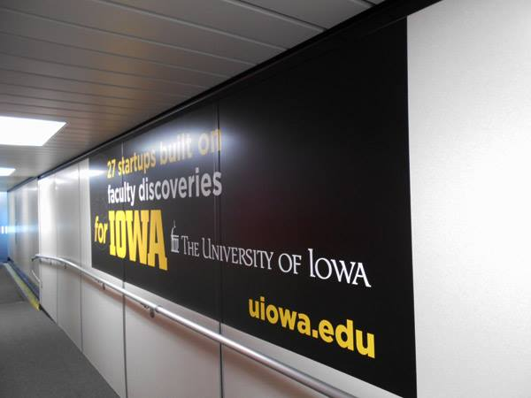 The Client: University of Iowa