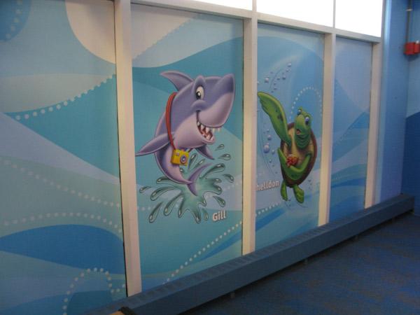 Finished Product: Adventure Aquarium