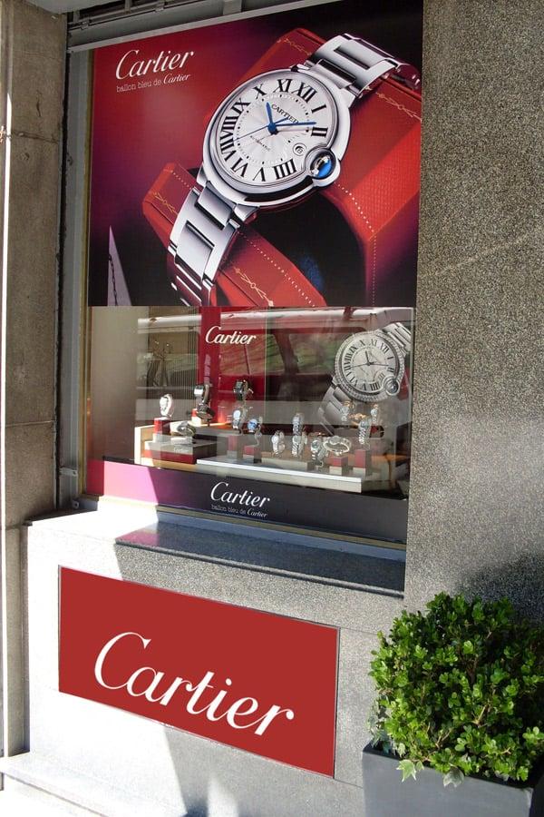 The Client: Cartier