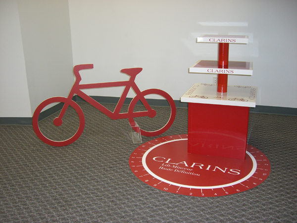 The Client: Clarins