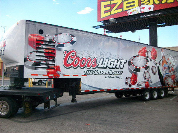 Truck Wraps: Tappin' The Rockies