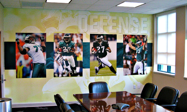 Murals: Are You Ready For Some Football?!?!?