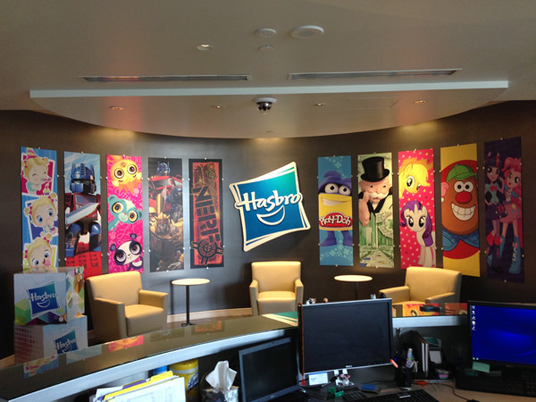 The Client: Hasbro