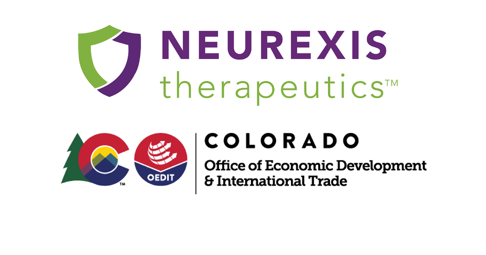 Neurexis Therapeutics Awarded Colorado Advanced Industries Accelerator Grant