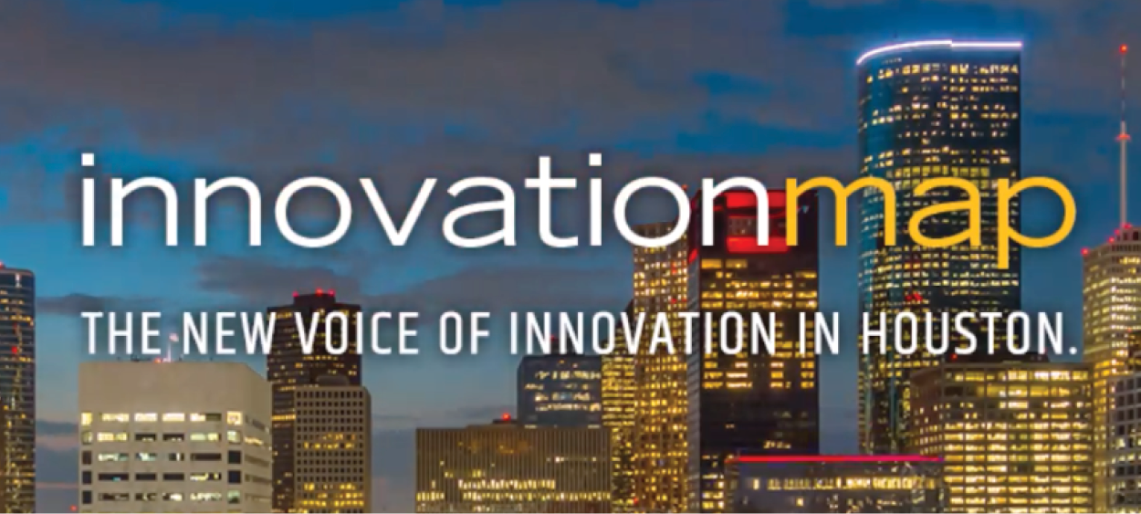 VIC Highlighted by Houston Innovation Map