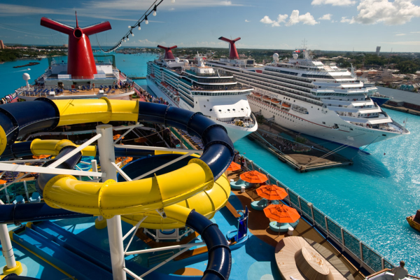 carnival cruise lines 2010 schedule