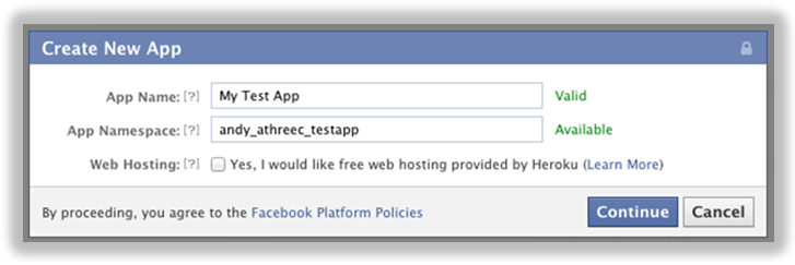 How to create face book Fan tab - India Reuster