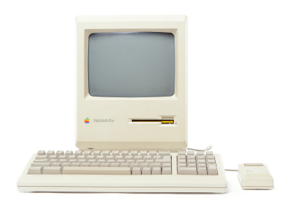 old apple computer