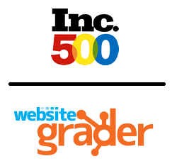 inc 500 website grader