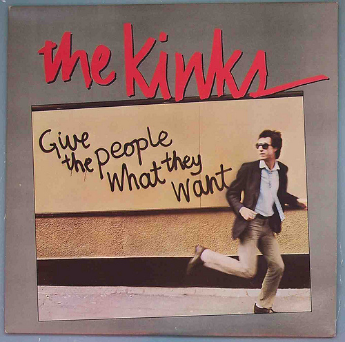 the kinks album cover