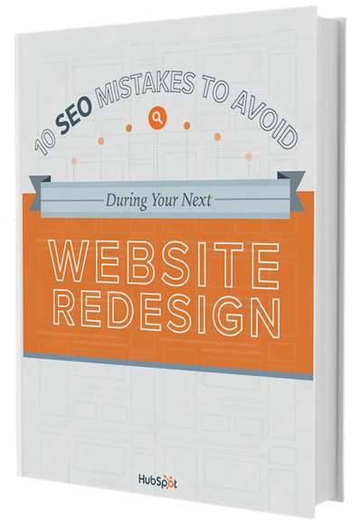 Free Guide: SEO Mistakes to Avoid During Your Next Website Redesign