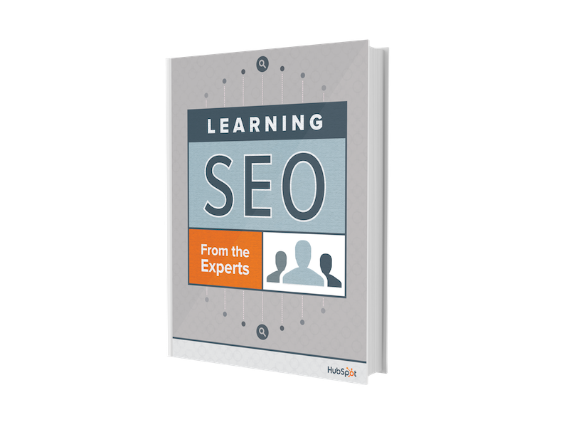 Free Ebook: Learning SEO from the Experts