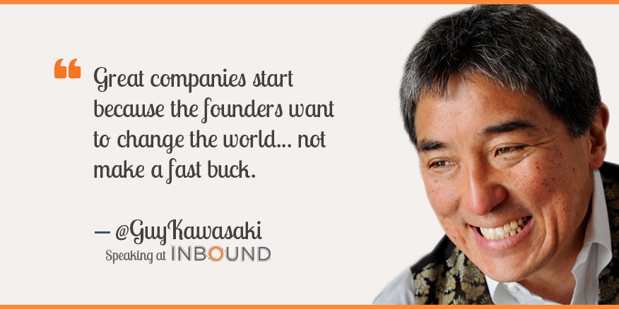 Guy Kawasaki Top Ten