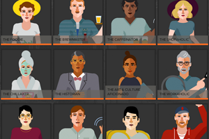 The 12 Types of People You'll Meet at a Conference