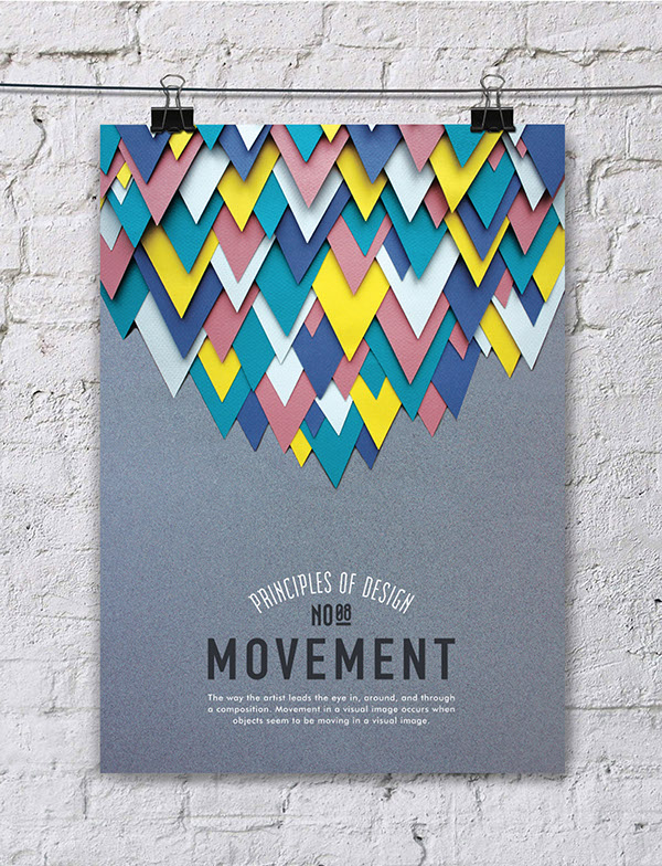 Learn The 10 Principles Of Design From These Gorgeous Posters