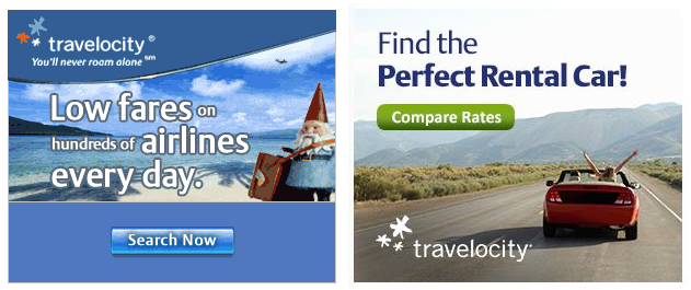 Travelocity Retargeting