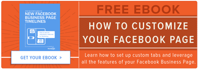 How to Create Custom Tabs for Your Facebook Business Page