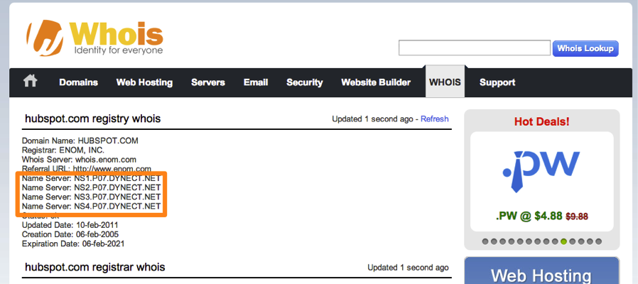 how to set up blog wordpress hubspot subdomain