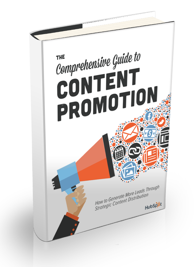 The Comprehensive Guide to Content Promotion