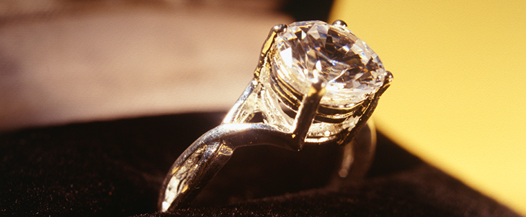 One of the biggest assets in a married couple\'s relationship, the diamond  engagement ring, might be an emotional asset and a symbol of love and  commitment ...