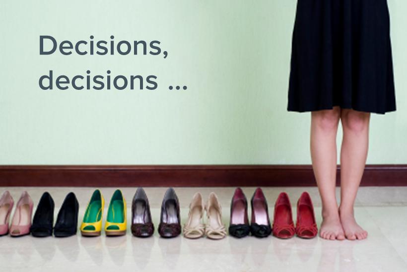 shoe-decisions