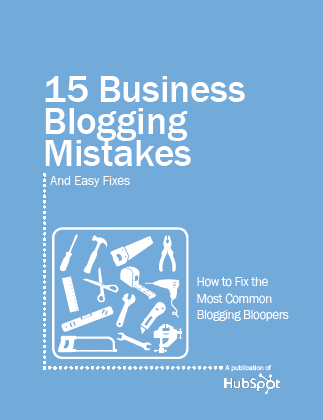 biz blogging mistakes ebook