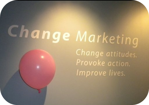 change marketin