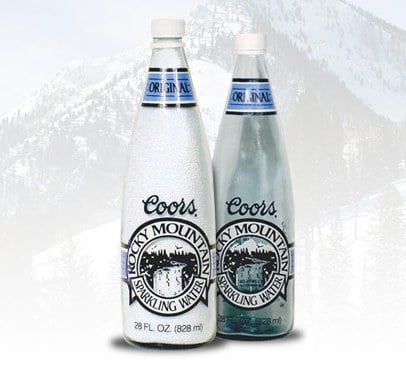coors water