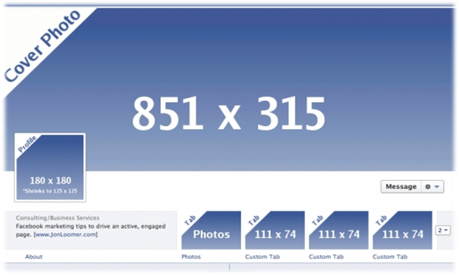Create Custom Facebook Cover