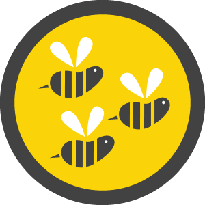 foursquare swarm badge
