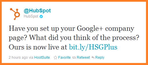 google twitter promotion