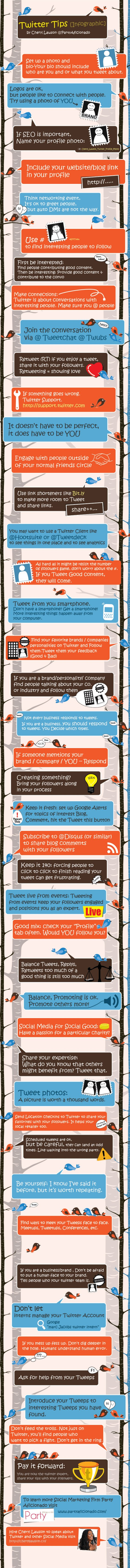 how to use twitter infographic resized 600