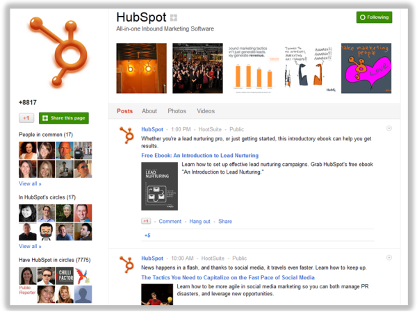 hubspot google plus page resized 600