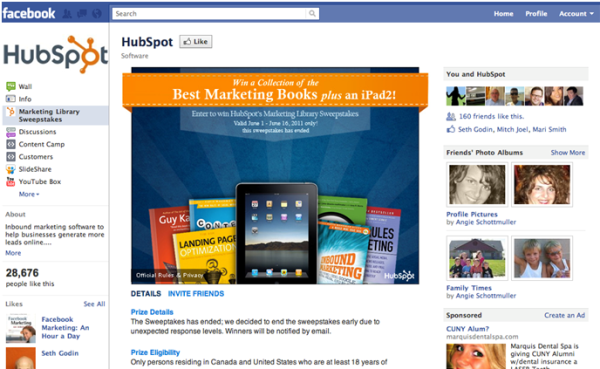 hubspot facebook page conversions beisenberg resized 600