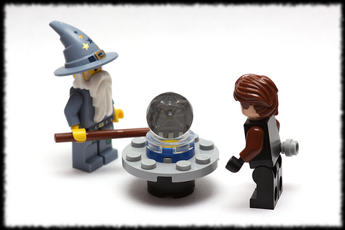 lego crystal ball