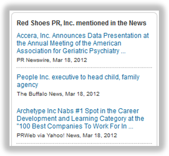 linkedin news mentions