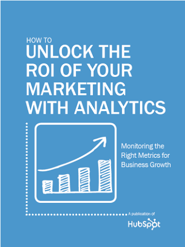 marketing analytics ebook