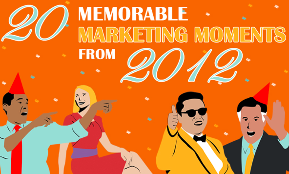 memorable marketing moments