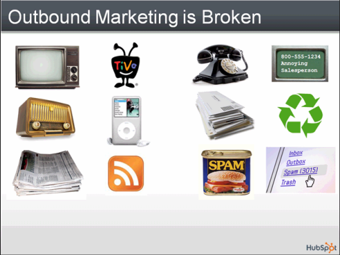 outbound marketing is broken