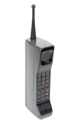 retro cell phone