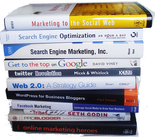 SEO & Internet Marketing Books