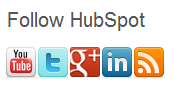 social media follow buttons