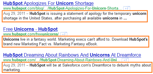 what are meta descriptions