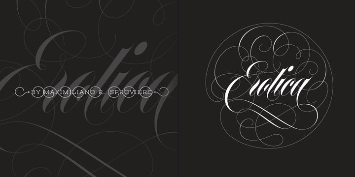 erotica-font